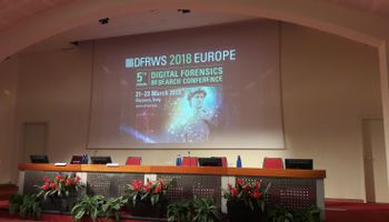 DFRWS 2018 Europe