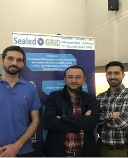 SealedGRID Platform