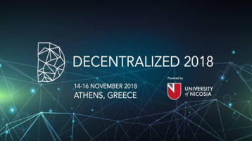 Decentralized 2018 Conference